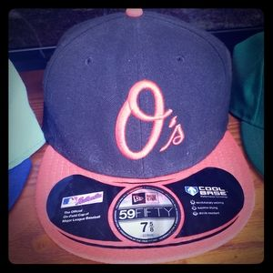 Orioles fitted hat